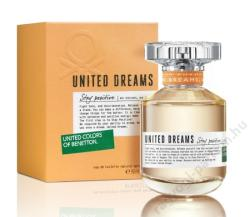 Benetton United Dreams - Stay Positive EDT 80ml
