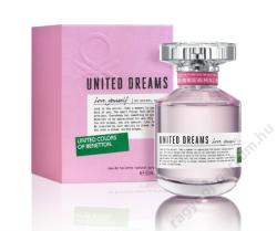 Benetton United Dreams Love Yourself EDT 80ml