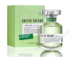 Benetton United Dreams Live Free EDT 80ml