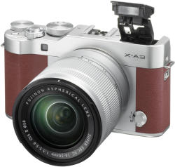 Fujifilm X-A3 +XC 16-50mm