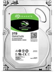 "Seagate BarraCuda 3.5"" 3TB 64MB 7200rpm SATA 3 ST3000DM008"
