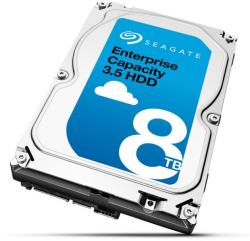 "Seagate Enterprise 3.5"" 8TB 256MB 7200rpm SATA 3 ST8000NM0055"