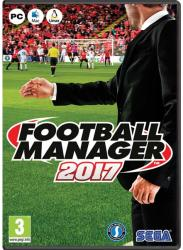 SEGA Football Manager 2017 (PC)