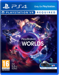 Sony PlayStation VR Worlds (PS4)