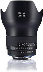ZEISS Milvus 2.8/18 ZF.2 (Nikon)