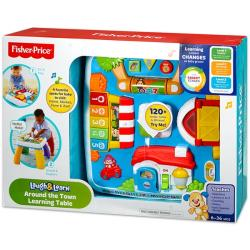 Fisher-Price Intelligens asztalka (DRH41)