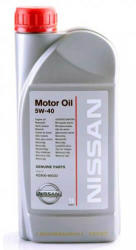 Nissan Motor Oil 5W-40 1l