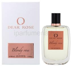 Dear Rose Bloody Rose EDP 100ml