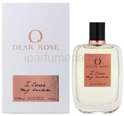 Dear Rose I Love My Man EDP 100ml