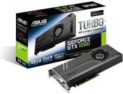 ASUS GeForce GTX 1080 8GB GDDR5X 256bit PCI-E (TURBO-GTX1080-8G)