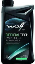 Wolf Officialtech MS-FE 5W20 4L