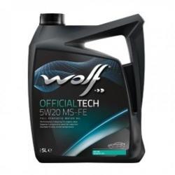 Wolf Officialtech MS-FE 5W20 5L