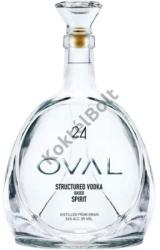 OVAL Mini Vodka (50ml)