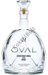OVAL Mini Vodka (50ml)