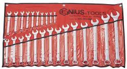 Genius Tools Csillag-villáskulcs készlet 24db 6-32mm (HS-024M)