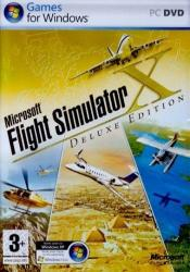 Microsoft Flight Simulator X [Deluxe Edition] (PC)