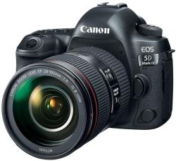 Canon EOS 5D Mark IV + 24-105mm IS II