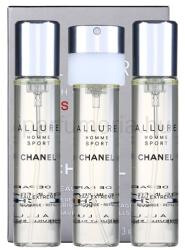 CHANEL Allure Homme Sport Eau Extreme (Refills) EDP 3x20ml