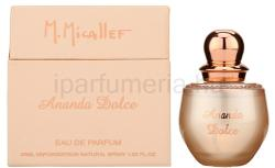 M. Micallef Ananda Dolce EDP 30ml