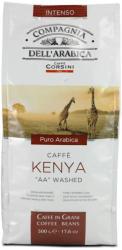"Compagnia dell' Arabica Kenya Caffé ""AA"" Washed, szemes, 250g"