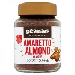 Beanies Amaretto-mandula, instant, 50g