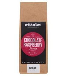 Beanies Málna-csokoládé, koffeinmentes, őrölt, 125g