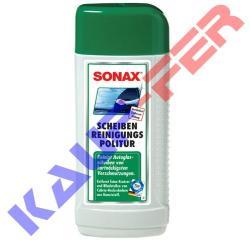 SONAX Ablaktisztító Politúr 250ml
