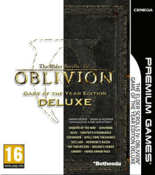 Bethesda The Elder Scrolls IV Oblivion [Game of the Year Deluxe Edition-Premium Games] (PC)