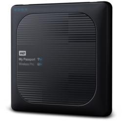 Western Digital My Passport Wireless Pro 3TB USB 3.0 WDBSMT0030BBK