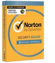 Symantec Norton Security Deluxe 3.0 HUN (1 User, 3 Device, 1 Year) 21366022