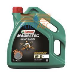 Castrol Magnatec Stop-start 5W20 E 4l
