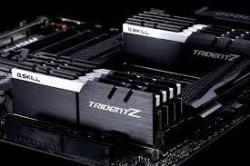 G.SKILL 64GB (8x8GB) DDR4 3400MHz F4-3400C16Q2-64GTZKW