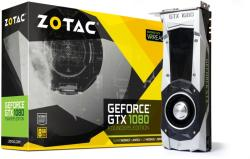 ZOTAC GeForce GTX 1080 Founders Edition 8GB GDDR5X 256bit PCIe (ZT-P10800E-10S)