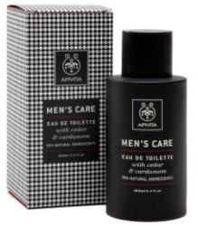 APIVITA Men's Care Cedar & Cardamom EDT 100ml