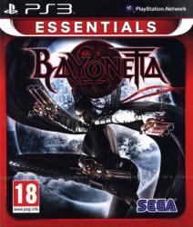 SEGA Bayonetta [Essentials] (PS3)