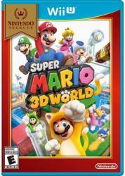 Nintendo Super Mario 3D World [Nintendo Selects] (Wii U)