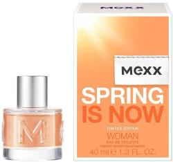 Mexx Spring is Now Woman EDT 40ml Tester