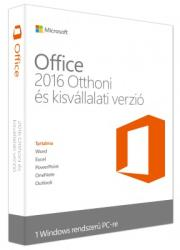 Microsoft Office 2016 Home & Business for Win HUN (1 User) T5D-02867