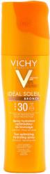 Vichy Ideal Soleil Barnulást segítő hidratáló spray SPF 30 200ml