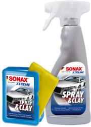 SONAX XTREME Spray & Clay (gyurma) szett