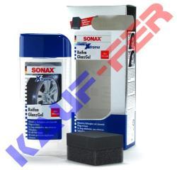 SONAX XTREME Gumifényező gél szivaccsal 500ml