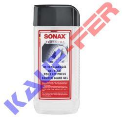 SONAX PROFI Magasfényű Gumiápoló gél 500ml