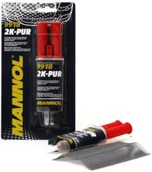 MANNOL 2K-Pur Kétkomponensű műanyagragasztó 30g