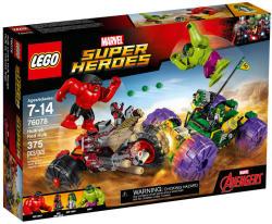 LEGO Super Heroes - Hulk vs Red Hulk (76078)