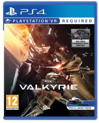 CCP Games EVE Valkyrie VR (PS4)