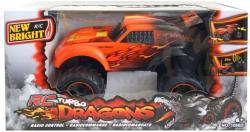 New Bright Turbo Dragons 1/18