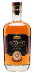 VICOMTE 8 Years Single Malt French Whiskey 0,7L 40%