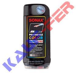 SONAX Nano Pro Színes Polírozó & Viasz 500ml