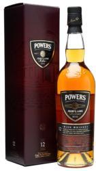 POWERS 12 Years John's Lane Release Irish Whiskey 0,7L 46%