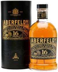 ABERFELDY 16 Years Whiskey 0,7L 40%